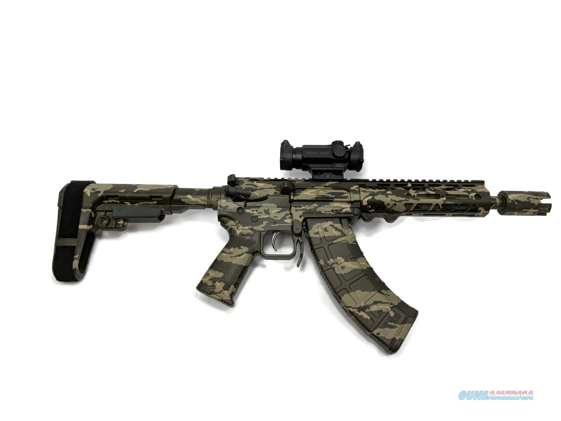 EFR Custom PSA KS-47 pistol with Brace On sale till Dec 21 with free shipping  Guns > Rifles > AR-15 Rifles - Small Manufacturers > Complete Rifle