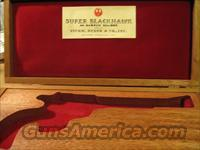 Ruger mahogany box for Super Blackhawk  Ruger Single Action Revolvers > Blackhawk Type
