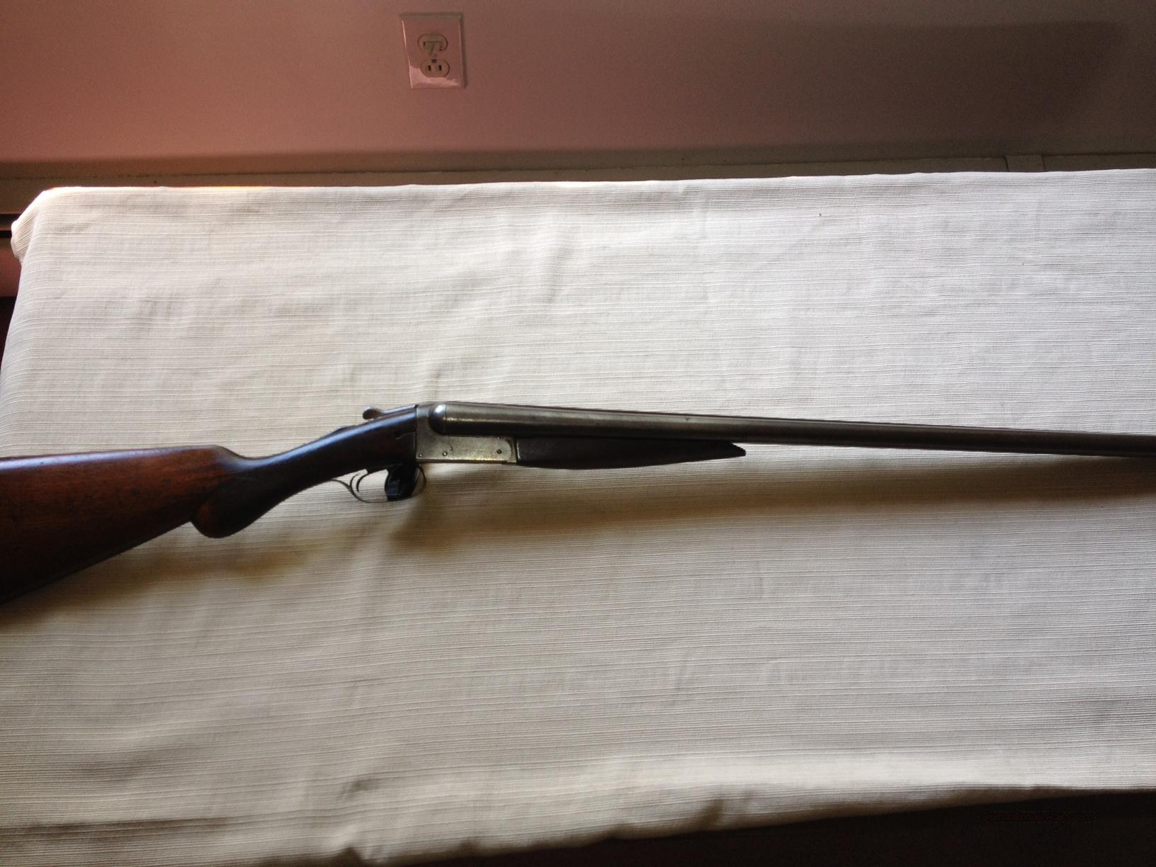 Remington Model 1900  Guns > Shotguns > Remington Shotguns  > Side x Side Modern