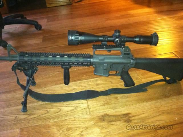 colt match hbar R6601 20'' preban  Guns > Rifles > Colt Military/Tactical Rifles