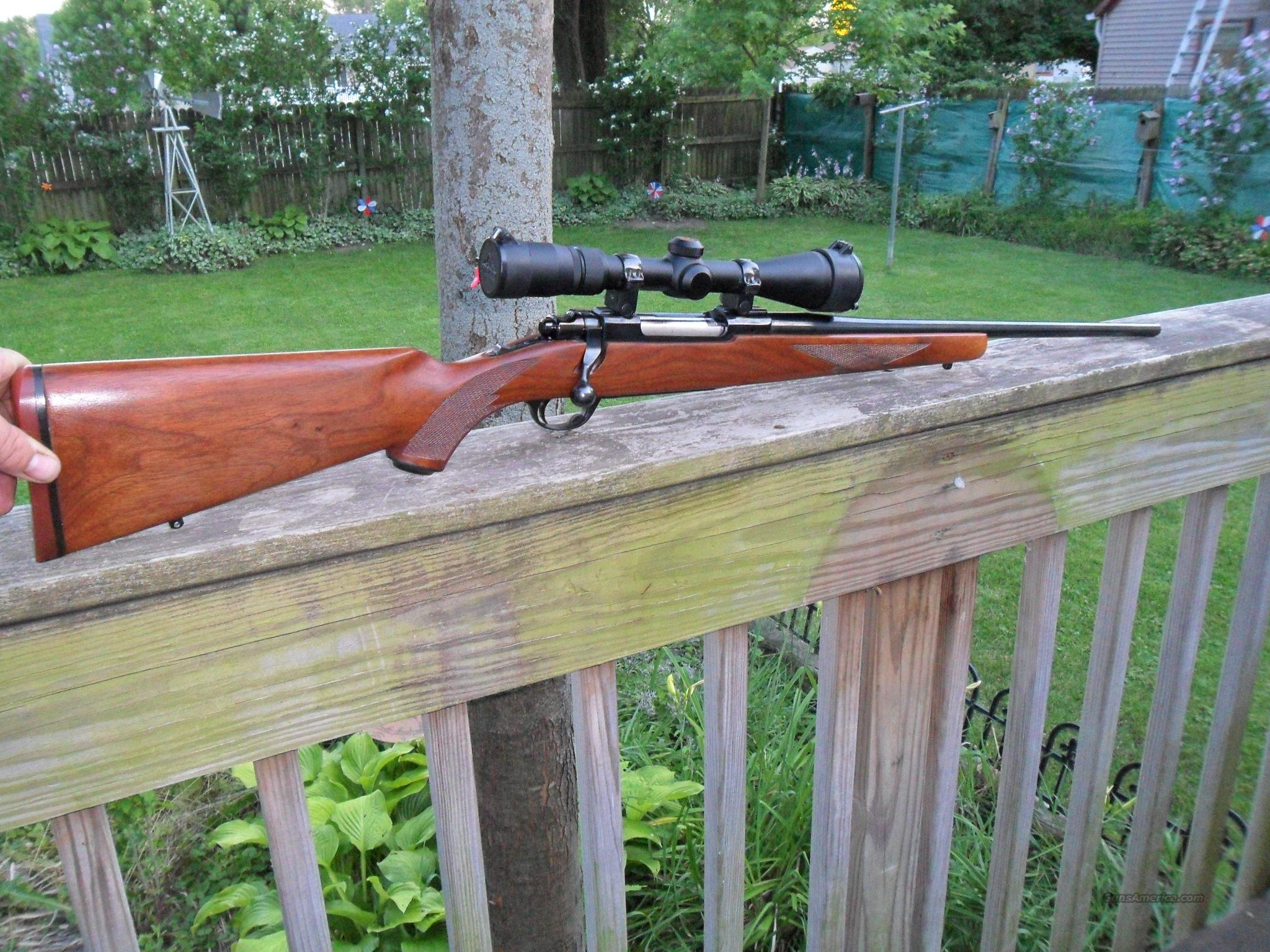 RUGER M 77 270   Guns > Rifles > Ruger Rifles > Model 77