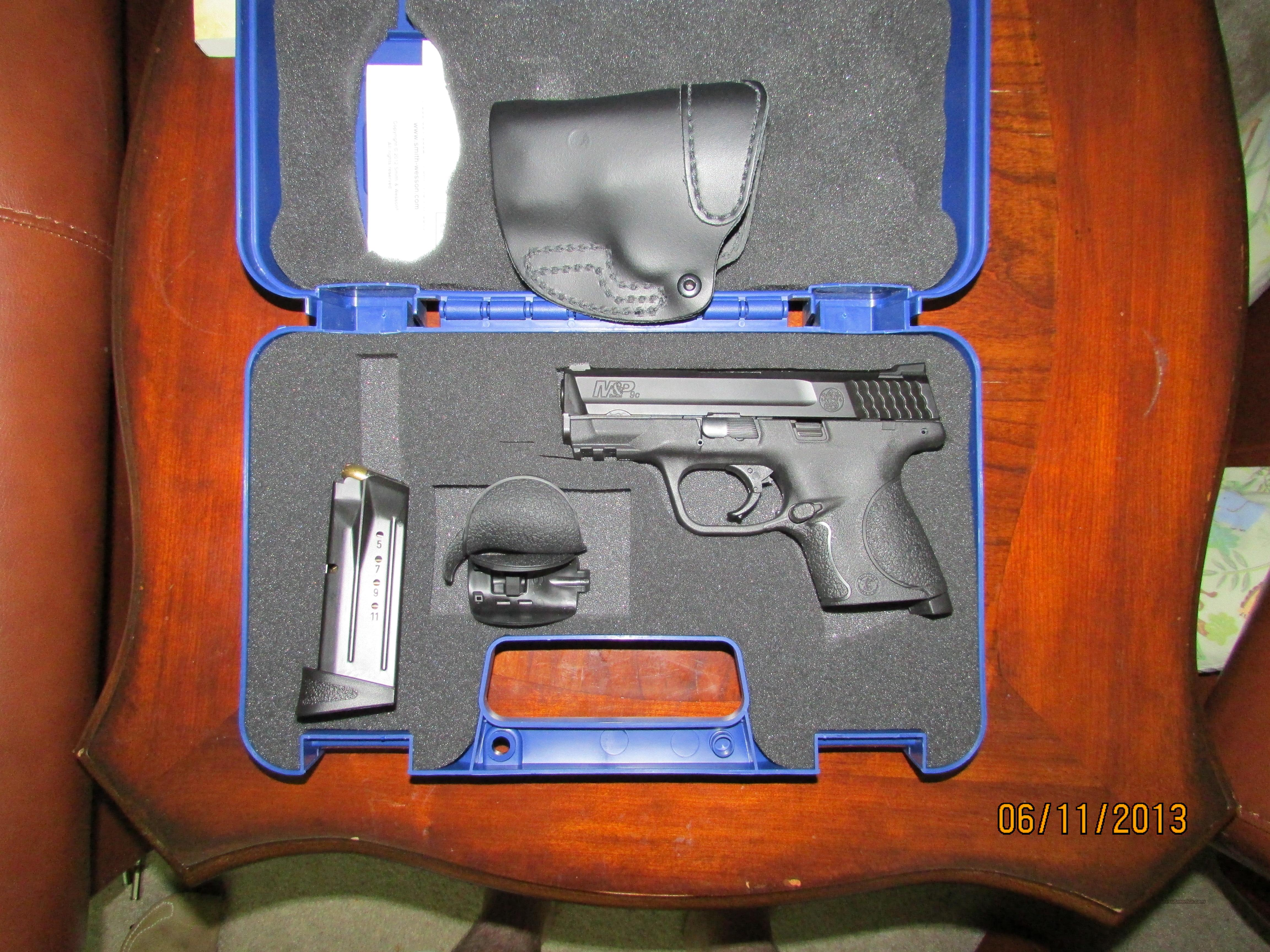 S&W M&P 9mm Compact  Guns > Pistols > Smith & Wesson Pistols - Autos > Polymer Frame