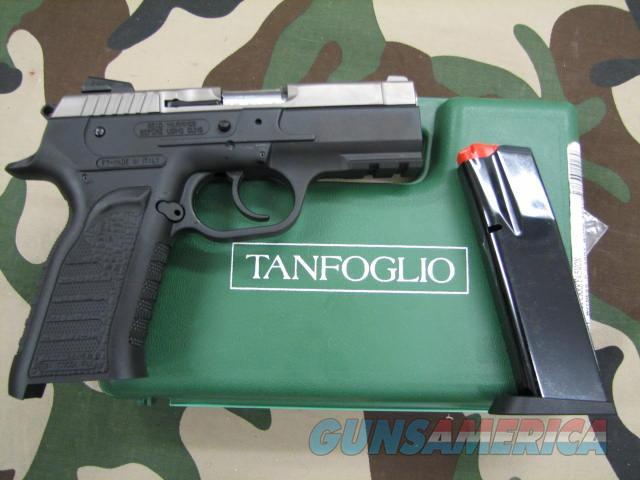 "EAA Tanfoglio Witness P (Polymer) Carry Full Size Frame 3.6"" Barrel 10mm  Guns > Pistols > EAA Pistols > Other"