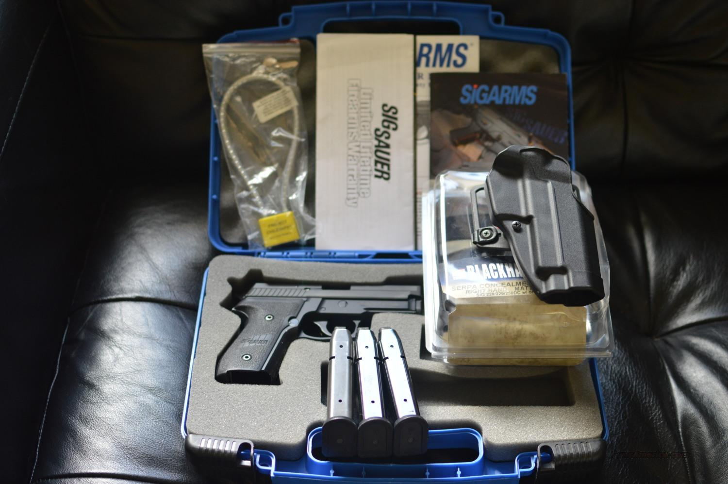 Sig P229 .40 SW  Guns > Pistols > Sig - Sauer/Sigarms Pistols > P229