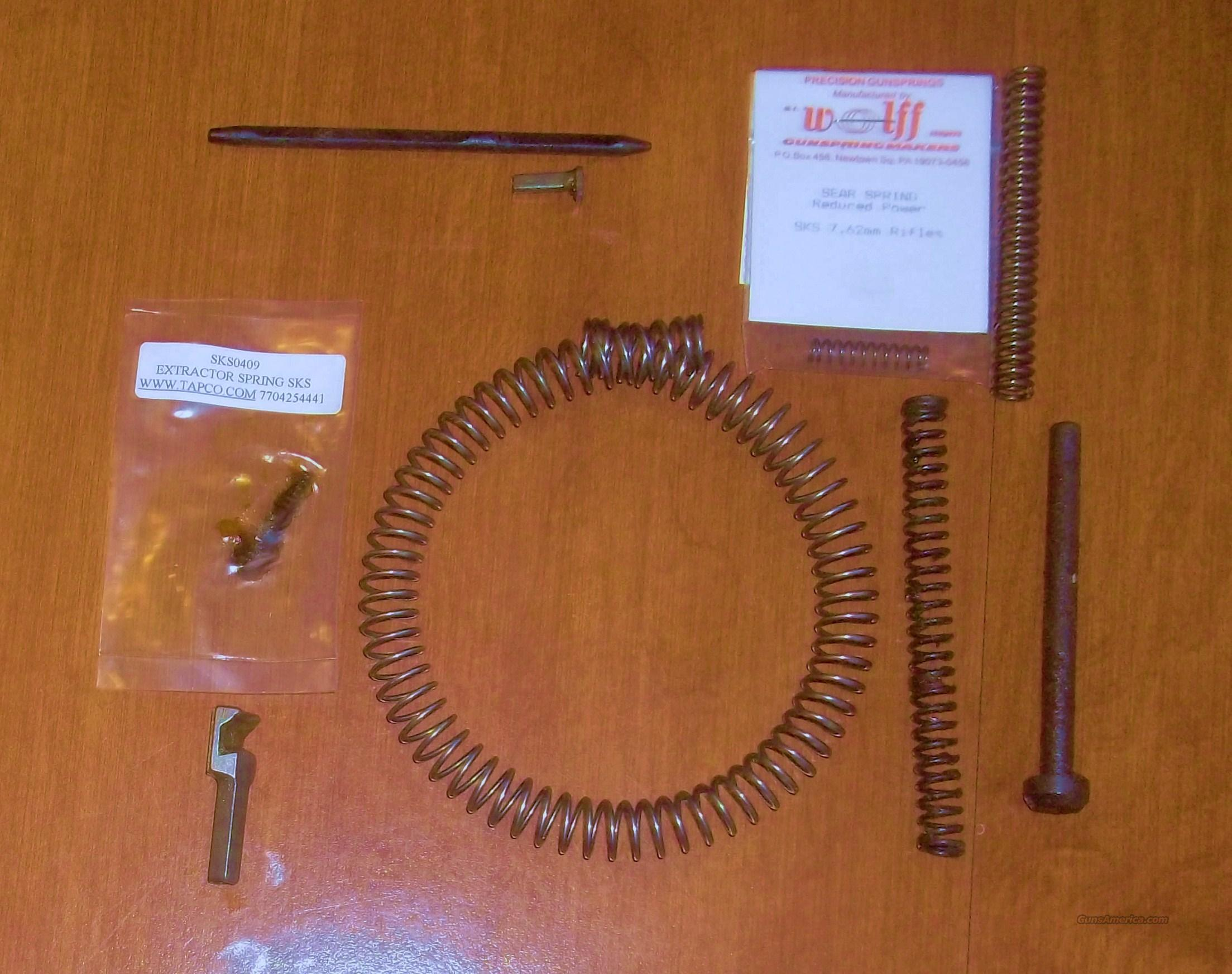 ONE OF A KIND SKS RIFLE TUNE-UP KIT  Non-Guns > Gun Parts > Military - Foreign