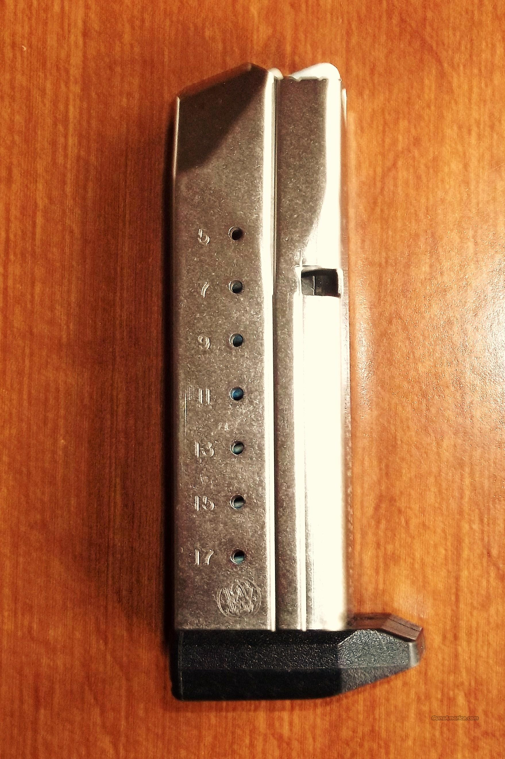 smith & wesson sw9f (sigma series) 17 round magazine  Non-Guns > Magazines & Clips > Pistol Magazines > Smith & Wesson