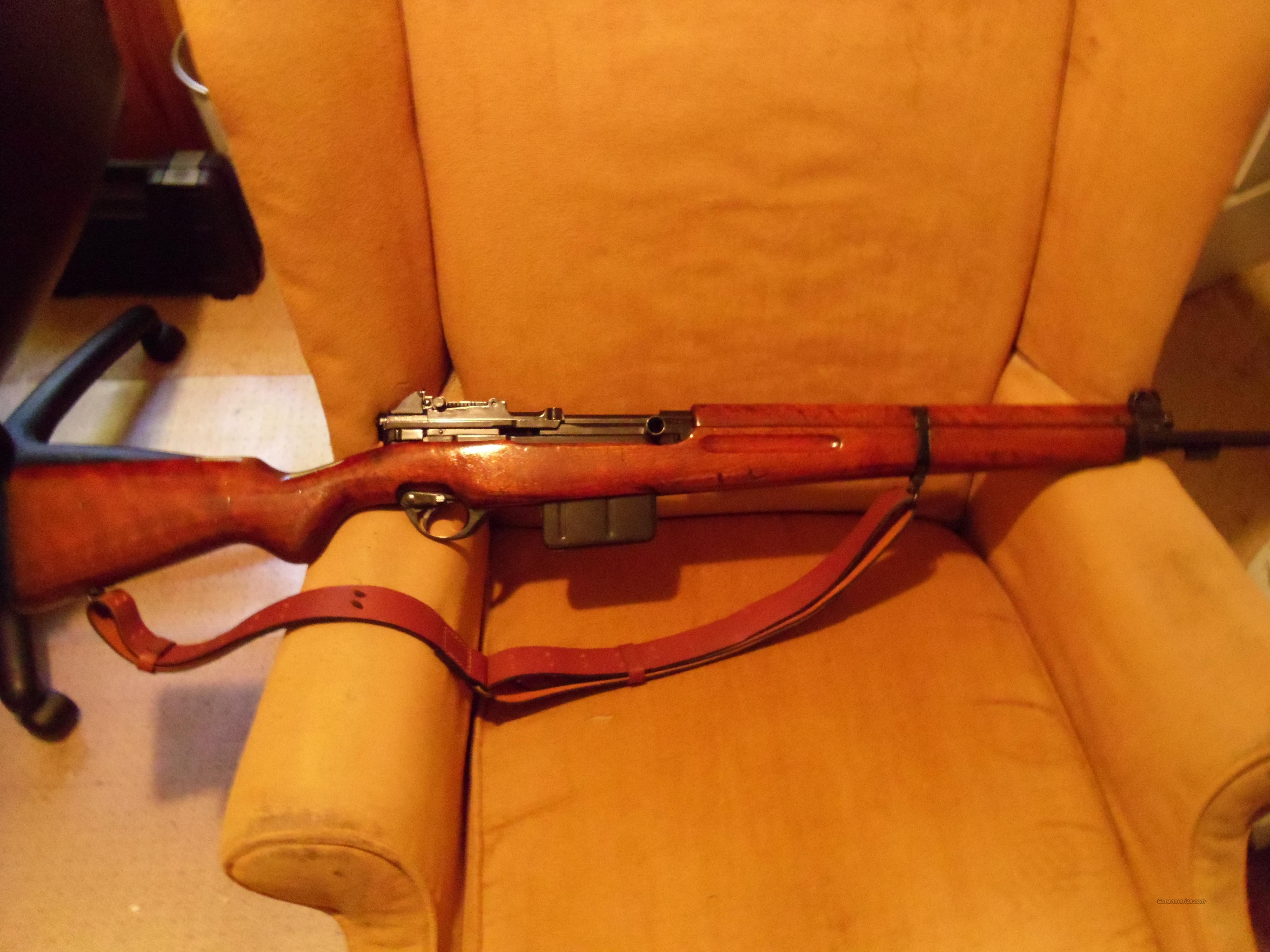 SAFN-FN-49  Guns > Rifles > FNH - Fabrique Nationale (FN) Rifles > Semi-auto > Other