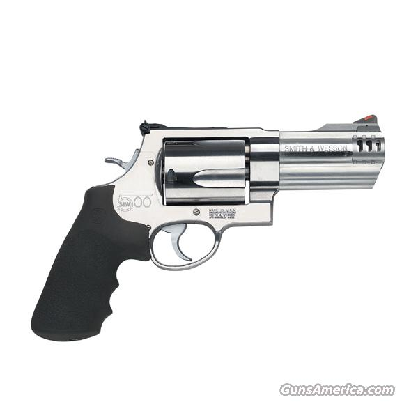 "500 S&W 4"" Barrel  Guns > Pistols > Smith & Wesson Revolvers > Performance Center"