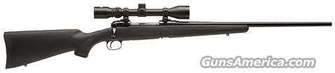 Savage Arms 111FCXP3 Model 18004 Rifle Package  Guns > Rifles > Savage Rifles > Standard Bolt Action > Sporting