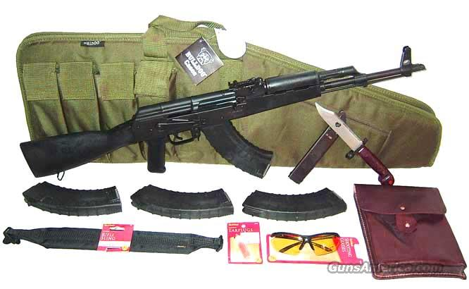 AK-47 Romanian Combo Package 7.62x39mm  Guns > Rifles > AK-47 Rifles (and copies) > Full Stock
