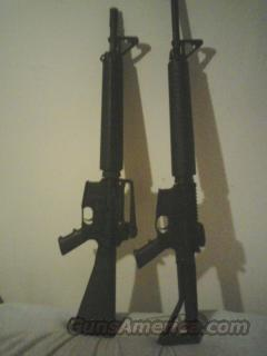 BUSHMASTER AR15 TWO WANT TO TRADE   Guns > Rifles > AR-15 Rifles - Small Manufacturers > Complete Rifle