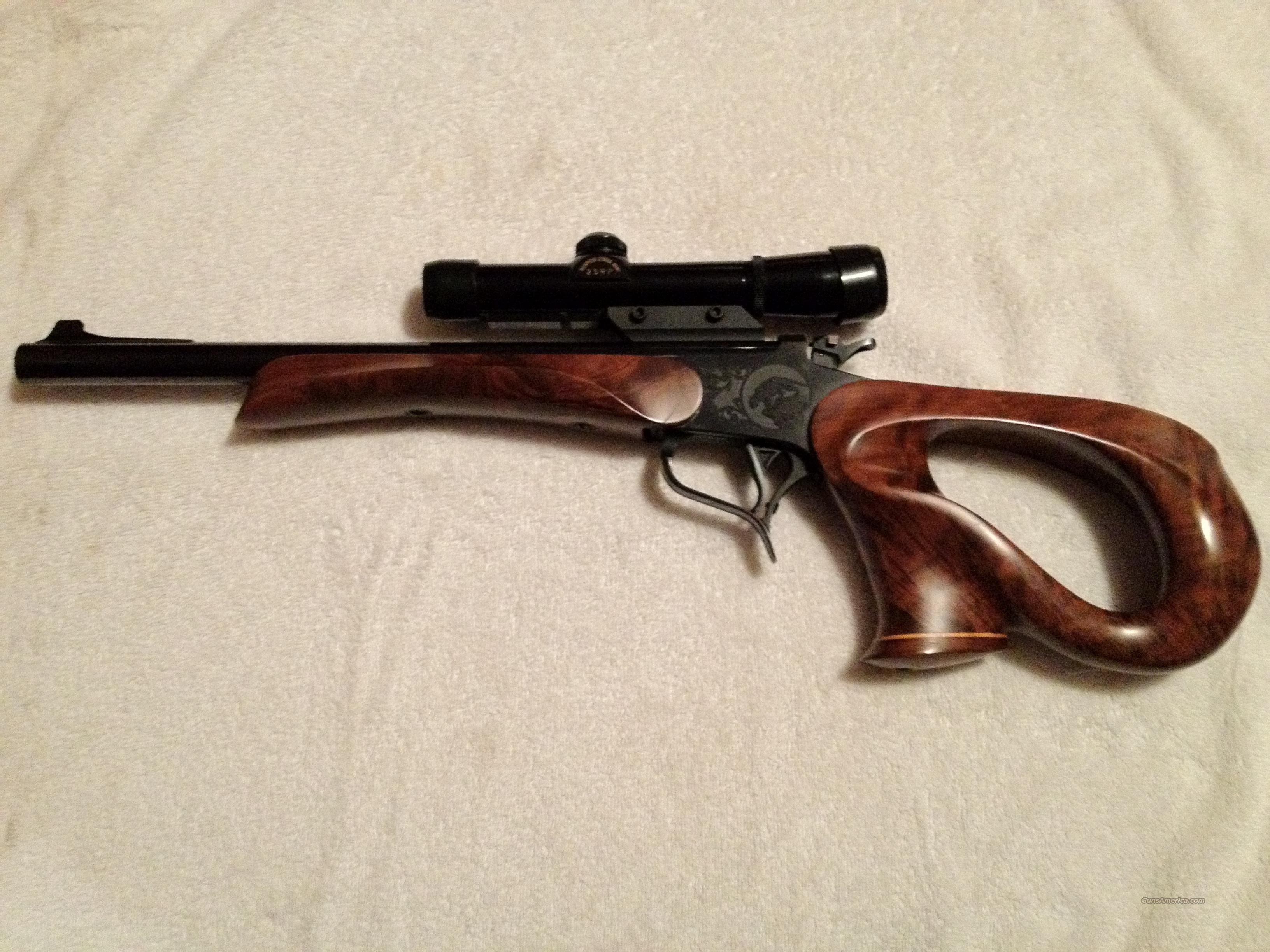 "TC Contender 30-30 Win Super 14"" - Custom Stock  Guns > Pistols > Thompson Center Pistols > Contender"