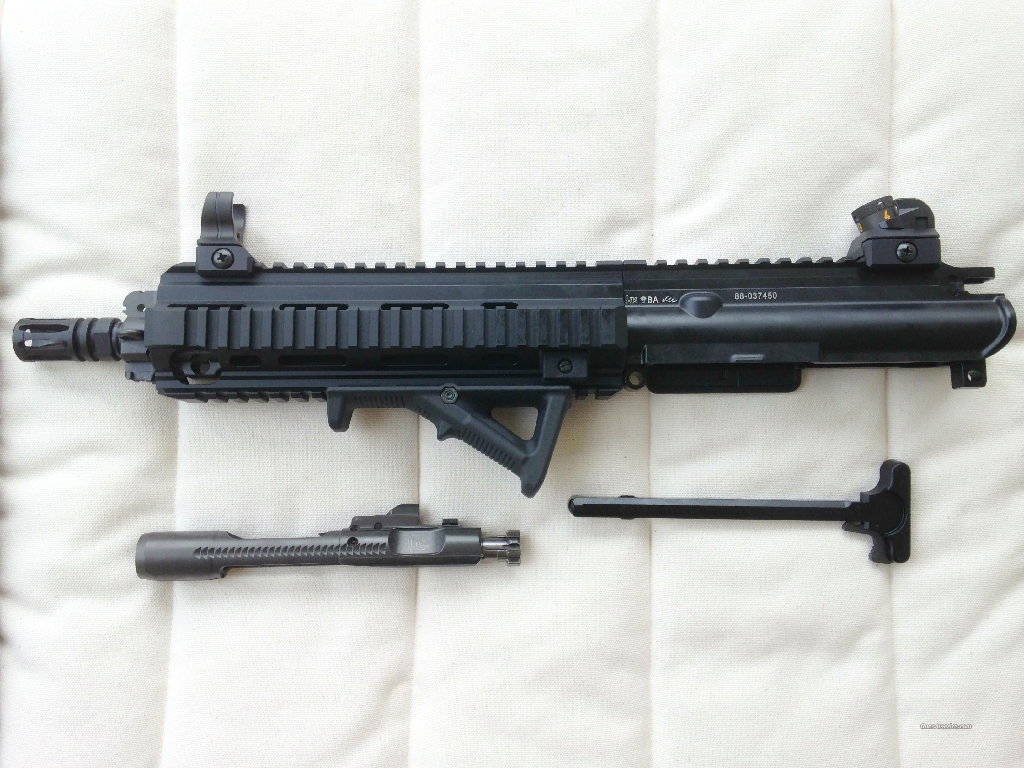 "HK 416 Factory German 10.4"" Upper Kit BA Code (Super Rare) UPDATED  Guns > Rifles > Heckler & Koch Rifles > Tactical"