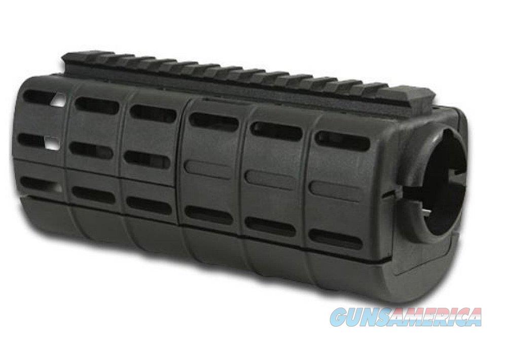 AR Carbine Handguard Black QUAD-STK09301B  Non-Guns > Gun Parts > Grips > Other