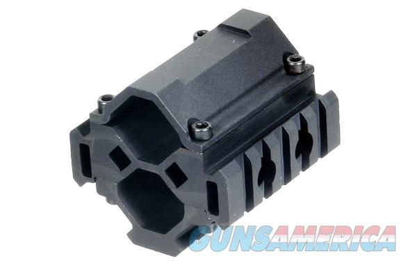 Barrel Mount 5 Slot Single Rail MNT-MNTBR005XL  Non-Guns > Scopes/Mounts/Rings & Optics > Mounts > Tactical Rail Mounted