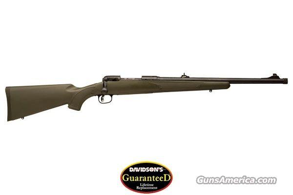 Savage Model 11 HOG HUNTER  Guns > Rifles > Savage Rifles > Accutrigger Models > Sporting