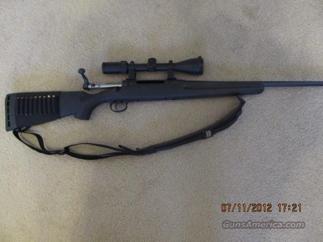 savage arms axis  Guns > Rifles > Savage Rifles > Standard Bolt Action > Sporting