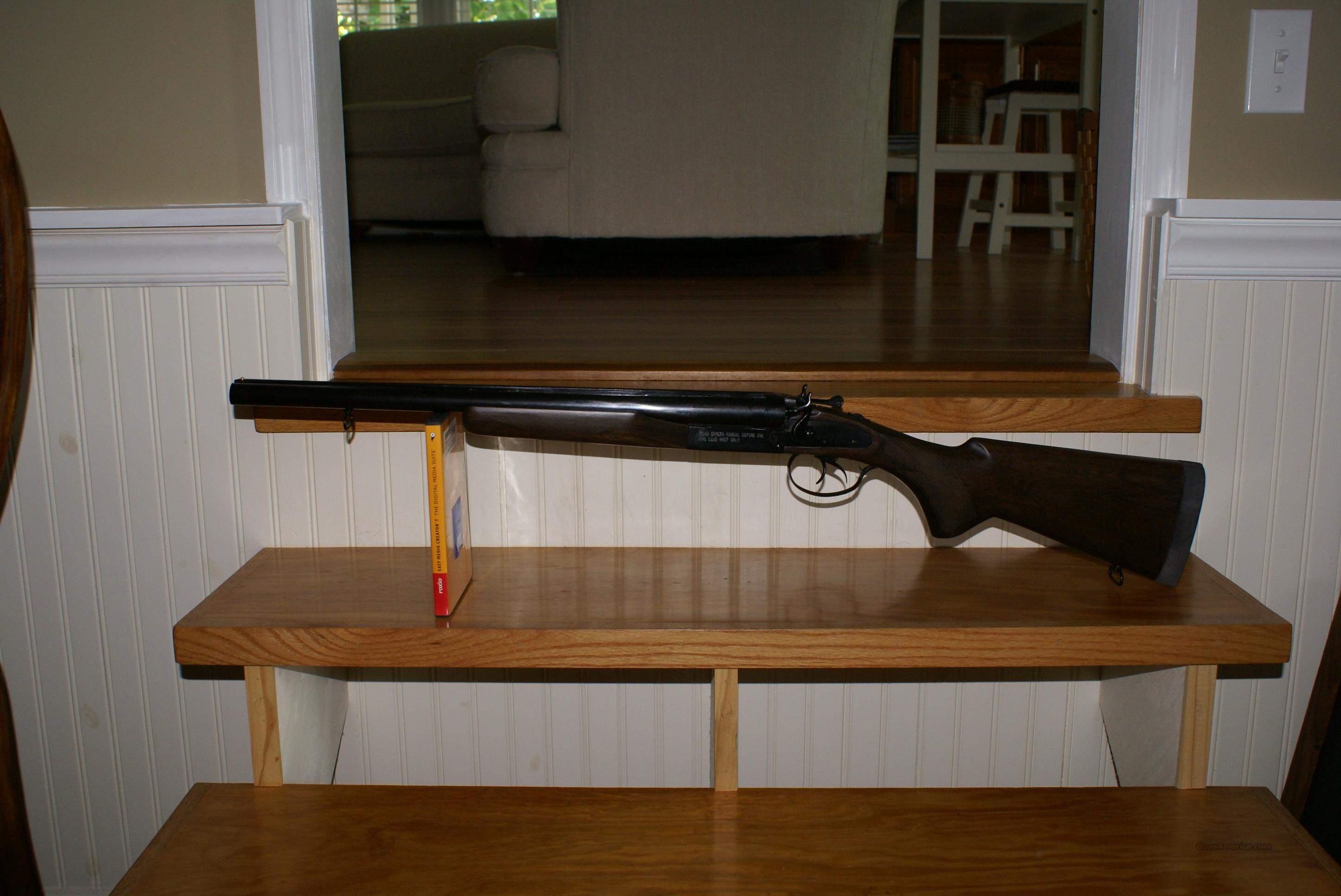 JW 2000 Coach Shot Gun 12 Gauge  Guns > Shotguns > Century International Arms - Shotguns > Shotguns