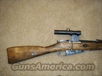 Mosin Nagant Sniper Rifle  Mosin-Nagant Rifles/Carbines