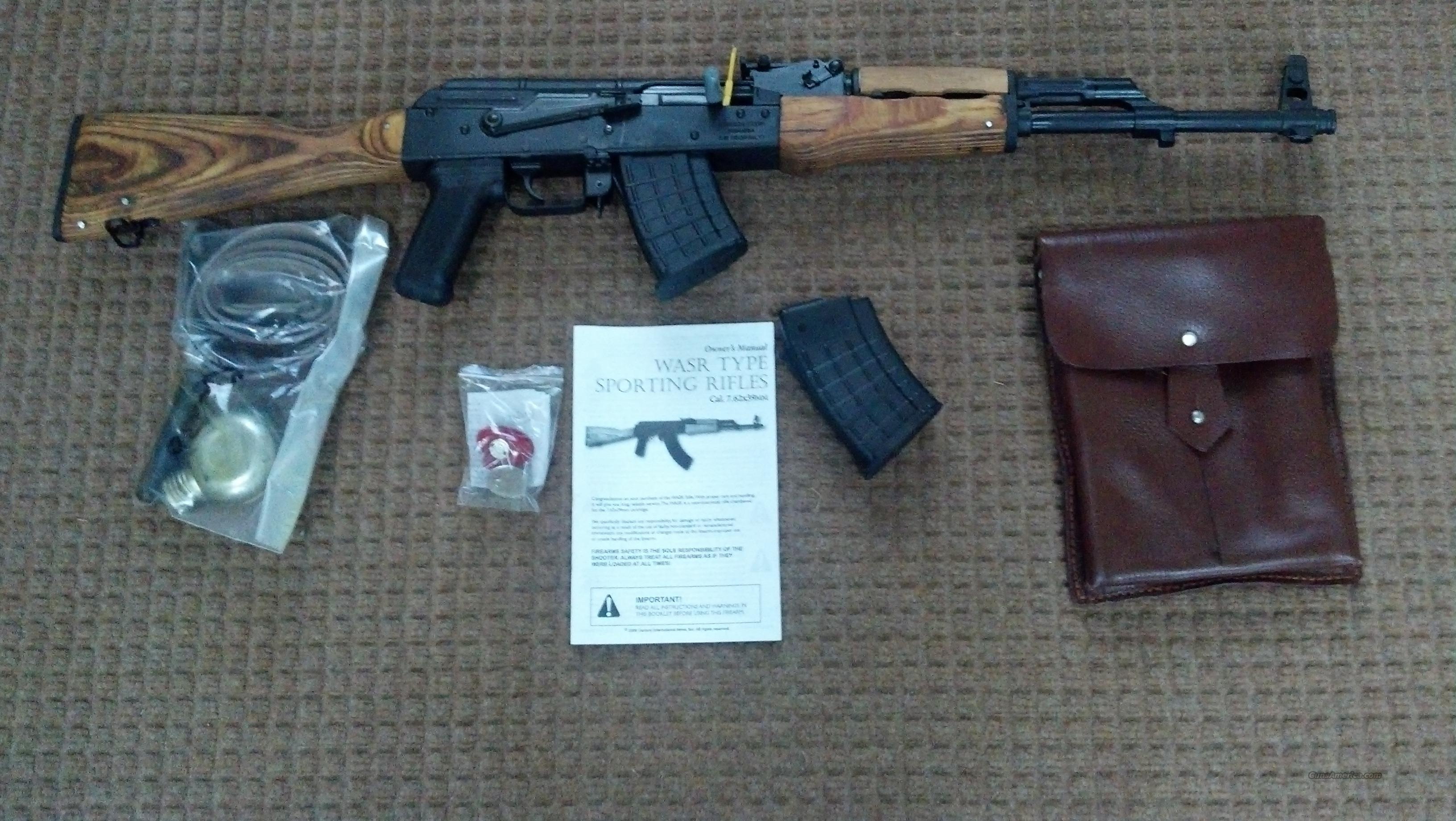 Century Arms WASR-10  Guns > Rifles > AK-47 Rifles (and copies) > Full Stock