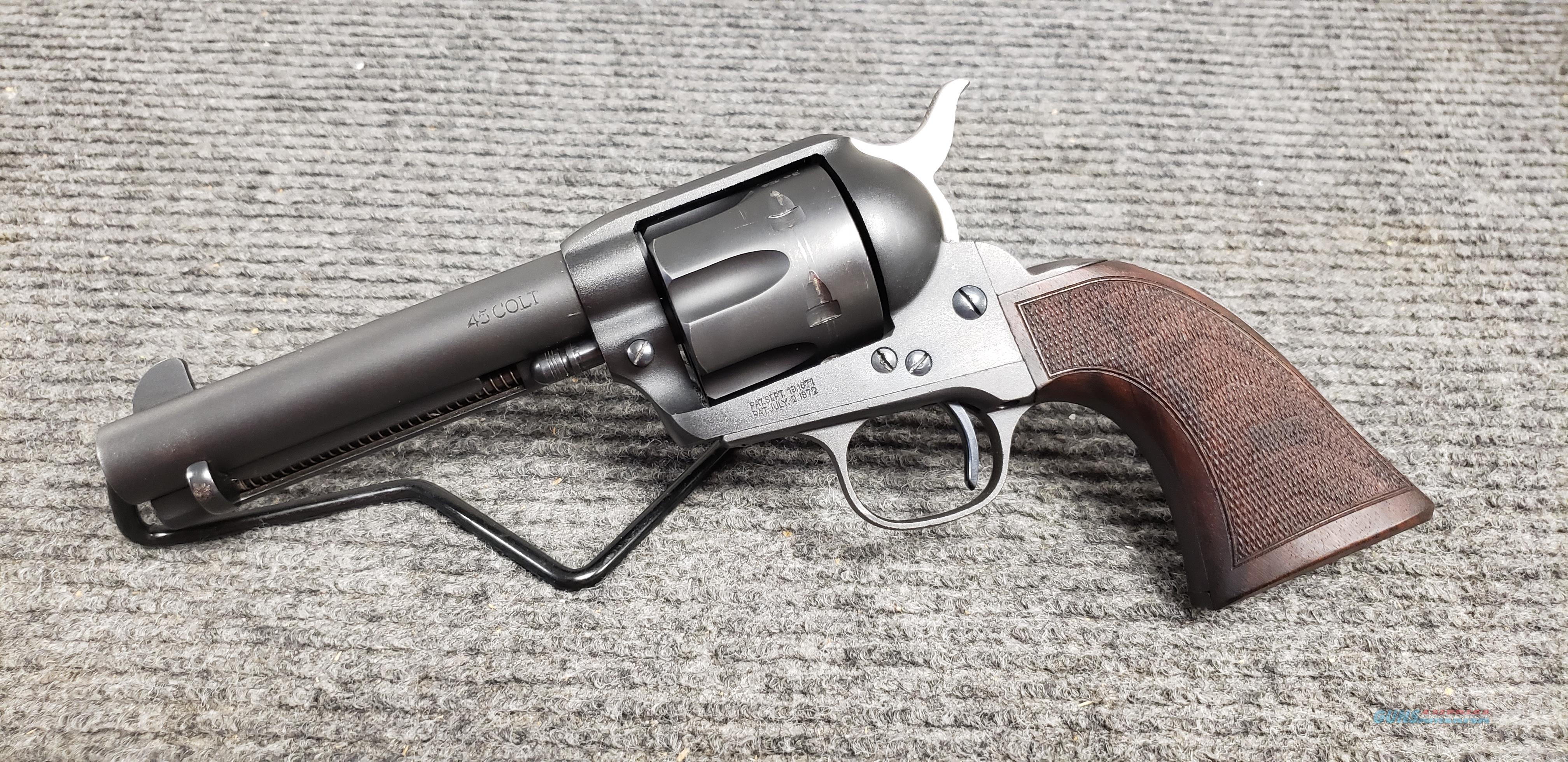 Uberti Cattleman .45Colt Revolver *LAYAWAY AVAILABLE*  Guns > Pistols > Uberti Pistols > Ctg.