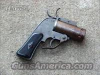 ww2 m8 flare gun  Non-Guns > Military Art > WW II