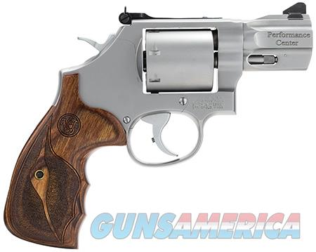 """Smith & Wesson 170346 686 Performance Center Single/Double 357 Magnum 2.5"""" 7 rd Wood Grip Stainless  Guns > Pistols > Smith & Wesson Revolvers > Full Frame Revolver"""