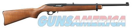 """Ruger 1103 10/22 Carbine 22 LR 18.5"""" 10+1 Hardwood Stock Black  Guns > Rifles > Ruger Rifles > 10-22"""