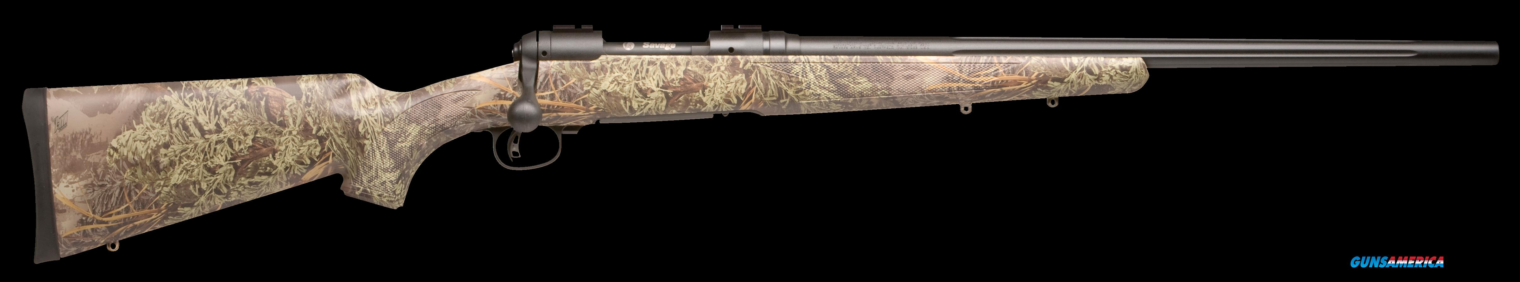 "Savage 18888 10/110 Predator Hunter Bolt 22-250 Rem 24"" 4+1 Accustock Realtree Max-1 Stk Black  Guns > Rifles > Savage Rifles > Accutrigger Models > Sporting"