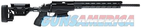 "Tikka T3 JRTAC382L T3x Tac A1 Bolt 6.5 Creedmoor 24"" 10+1 Black Fixed w/Aluminum Bedding Stock Black  Guns > Rifles > TU Misc Rifles"