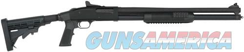 Mossberg 500 12/20 CYL TRI-RAIL GST RNG 500 TACTICAL  Guns > Shotguns > MN Misc Shotguns
