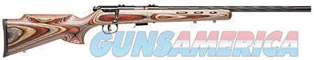 "Savage 25735  Bolt 22 Long Rifle 21"" Laminated Blue Matte/Satin  Guns > Rifles > Savage Rifles > Standard Bolt Action > Sporting"