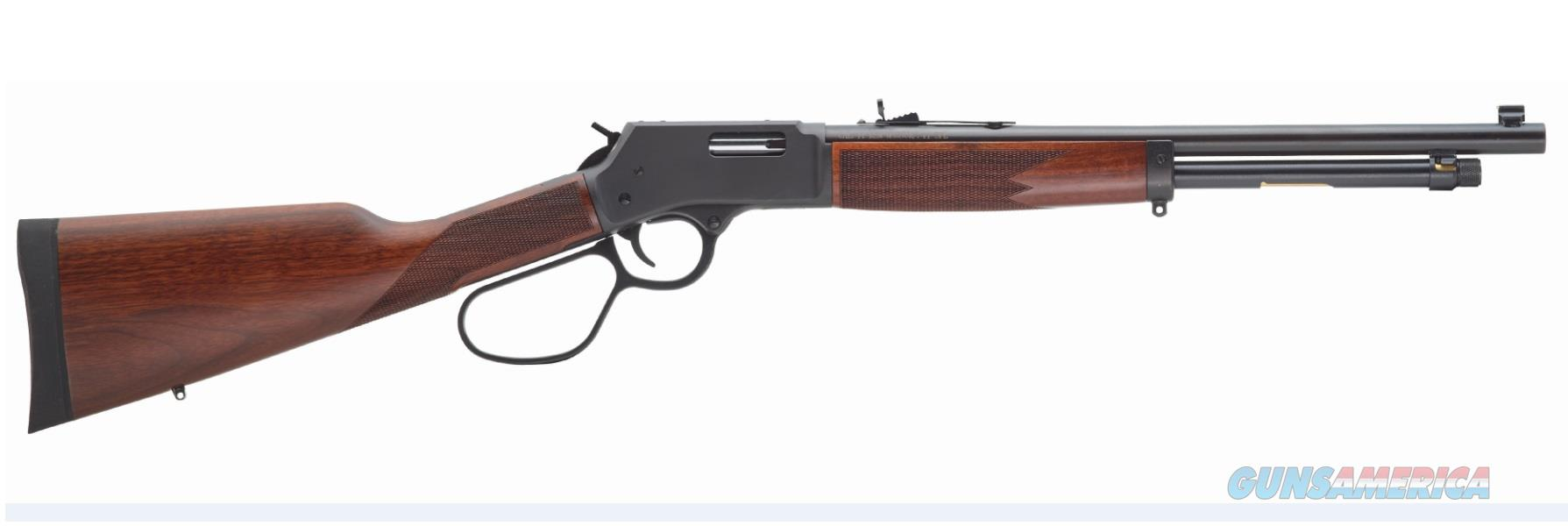 Henry Repeating Arms BIG BOY STEEL CARBINE 327FED ROUND BARREL  Guns > Rifles > H Misc Rifles