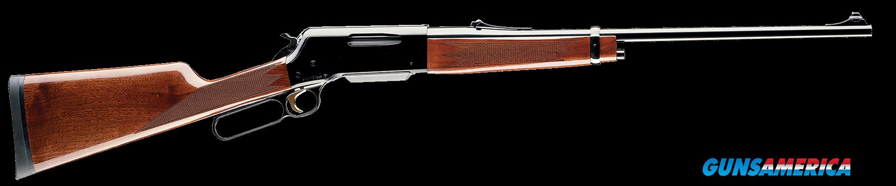 "Browning 034006126 BLR Lightweight 81 Lever 30-06 Springfield 22"" 4+1 Walnut Stock Blued  Guns > Rifles > Browning Rifles > Lever Action"