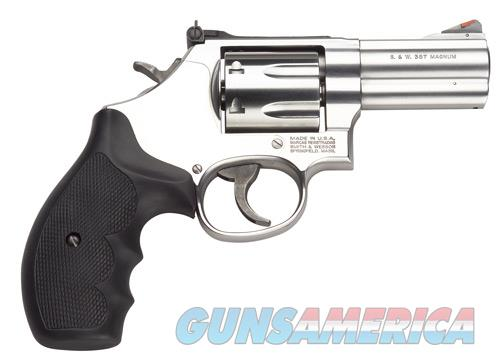 Smith and Wesson 686 PLUS 357MAG 3 SS AS 7RD 164300  DIST COMBAT MAGNUM  Guns > Pistols > S Misc Pistols
