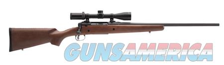 """Savage 22555 Axis II XP with Scope Bolt 270 Winchester 22"""" 4+1 Hardwood Stk Blued  Guns > Rifles > Savage Rifles > Axis"""