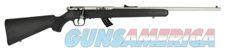 "Savage 24700 Mark II FSS Bolt 22 LR 21"" 10+1 Black Fixed  Synthetic Stock Stainless Steel Receiver  Guns > Rifles > Savage Rifles > Accutrigger Models > Sporting"