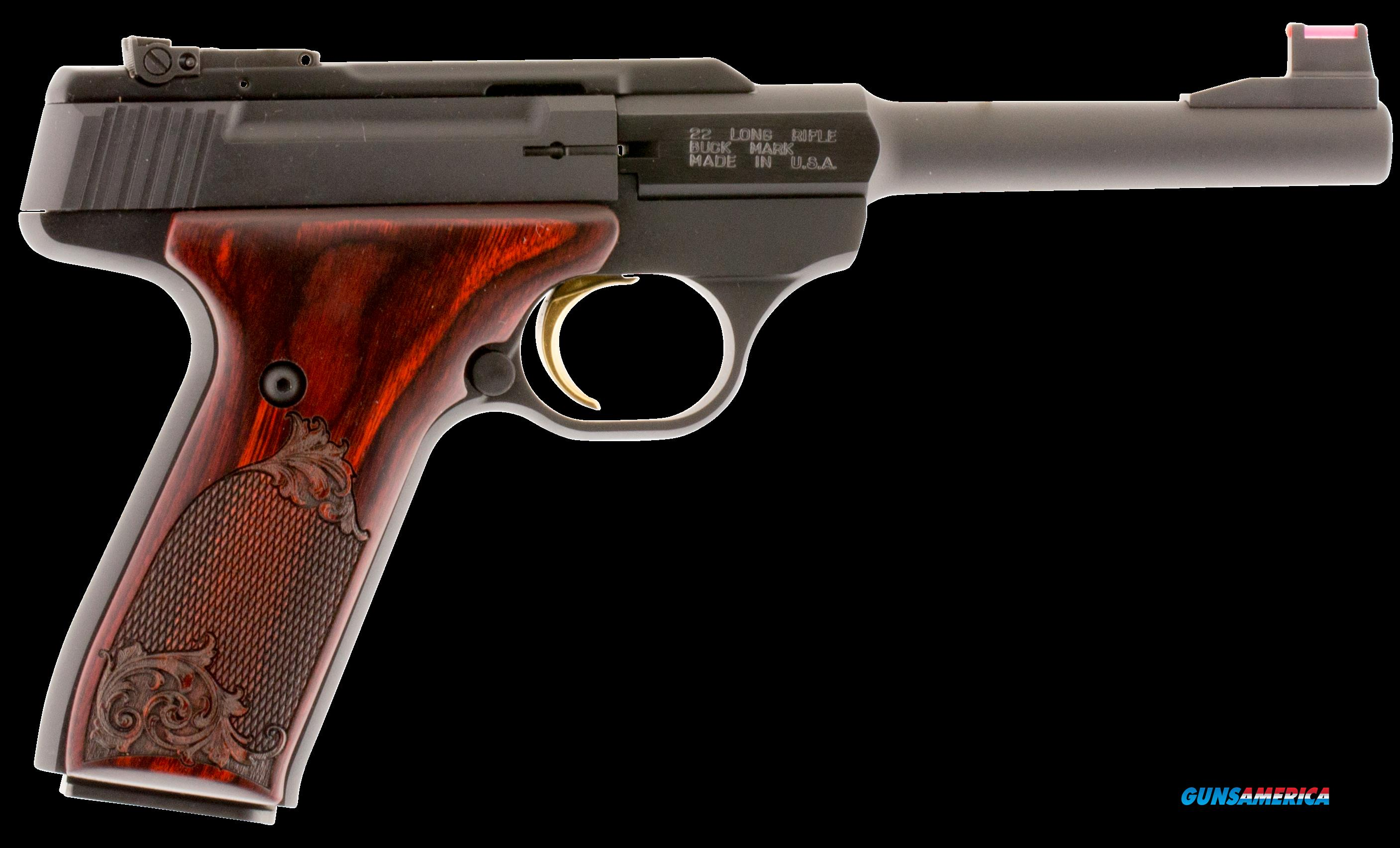 "Browning 051519490 Buck Mark Challenge Single 22 Long Rifle 5.5"" FOF 10+1 Rosewood Grip Black  Guns > Pistols > B Misc Pistols"
