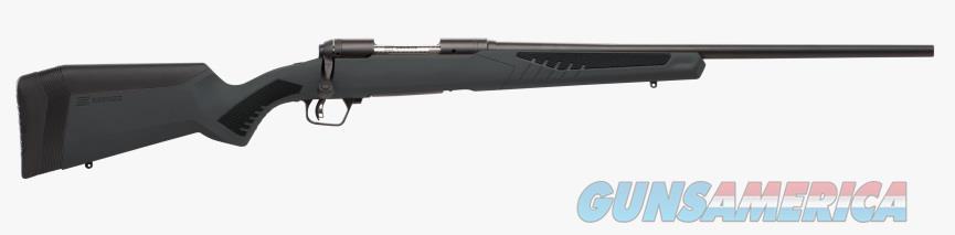 "Savage 57041 10/110 Hunter Bolt 7mm Remington Magnum 24"" 3+1 AccuFit Gray Stk Black  Guns > Rifles > S Misc Rifles"
