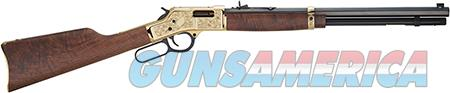 "Henry H006CD3 Big Boy Deluxe Engraved 3rd Edition  Lever 45 Colt (LC) 20"" 10+1 American Walnut Stk  Guns > Rifles > Henry Rifles - Replica"