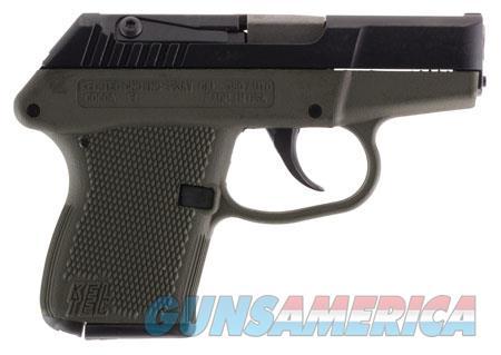 "Kel-Tec P3ATBGRN P-3AT 380 ACP Double 380 Automatic Colt Pistol (ACP) 2.7"" 6+1 Green Polymer Grip  Guns > Pistols > Kel-Tec Pistols > Pocket Pistol Type"