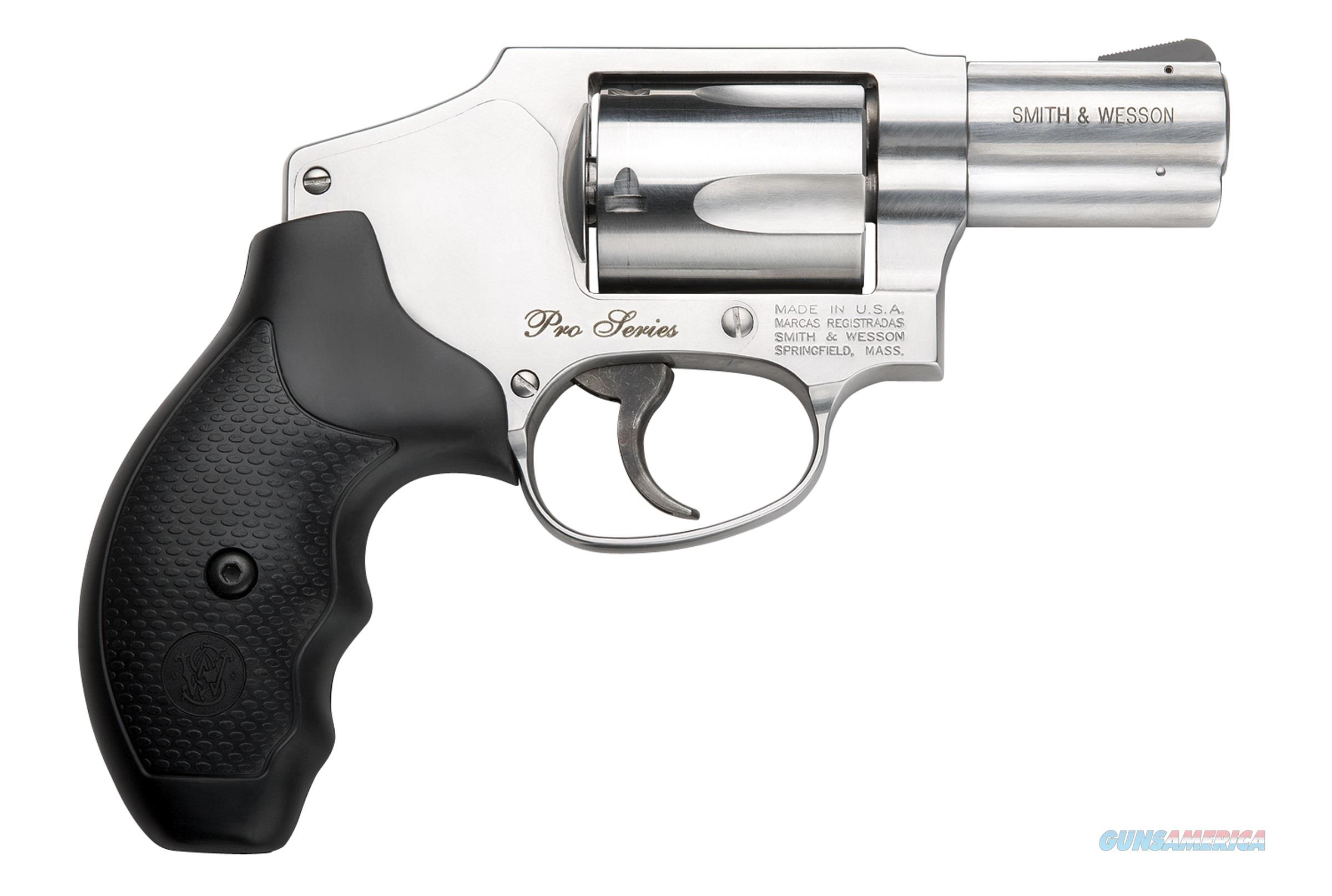 Smith and Wesson 640 357MAG 2-1/8 MOON CLPS 178043 CUT FOR FULL MOON CLIPS  Guns > Pistols > S Misc Pistols