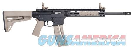"Smith & Wesson 10210 M&P15-22 Sport Semi-Automatic 22 LR 16.50"" 25+1 FDE Adjustable Magpul MOE SL  Guns > Rifles > Smith & Wesson Rifles > M&P"
