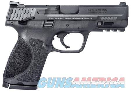 """Smith & Wesson 11687 M&P 40 M2.0 Compact 40 S&W Double 4"""" 13+1 Black Interchangeable Backstrap Grip  Guns > Pistols > S Misc Pistols"""