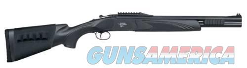 "Mossberg 75462 Thunder Ranch Over/Under 12 Gauge 18.5"" 3"" 2 Synthetic Blk Matte Blued  Guns > Shotguns > Maverick Shotguns"