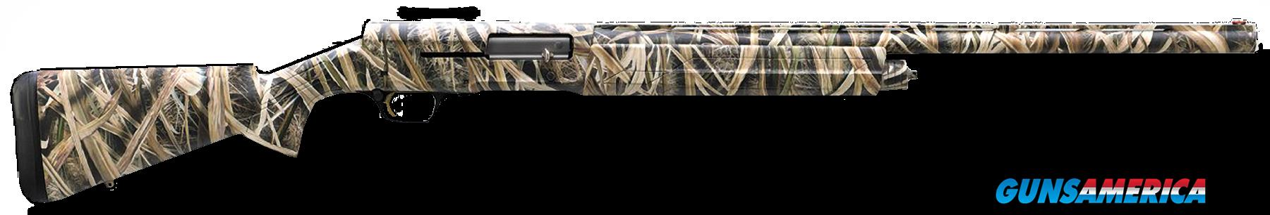 "Browning 011818300 A5 Stalker Semi-Automatic 12 Gauge 30"" 3"" Mossy Oak Shadow Grass Blades Synthetic  Guns > Shotguns > Browning Shotguns > Autoloaders > Hunting"