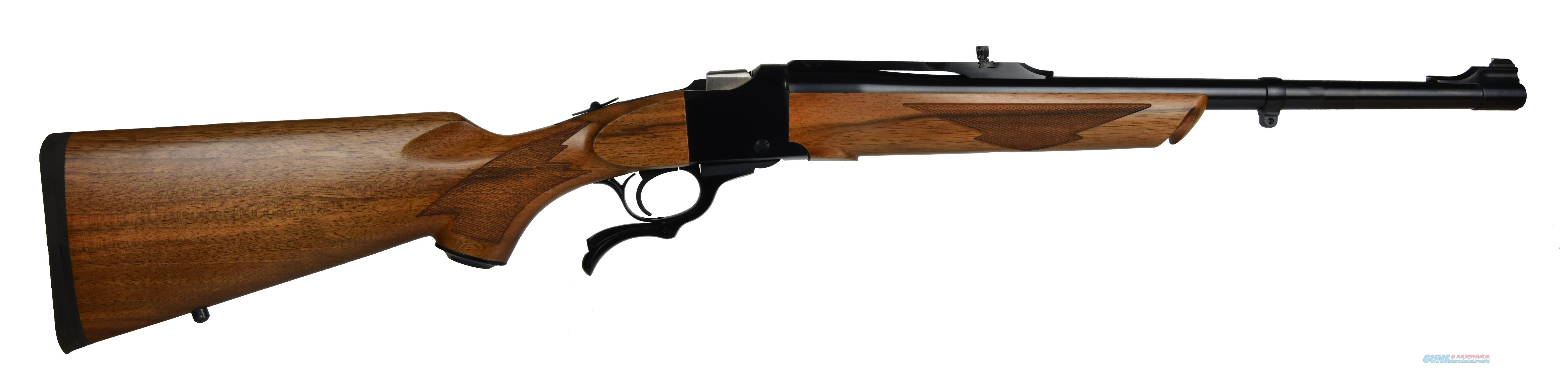 Ruger 1S MED SPORT 460SW BL/WD 20 21310 BLUE  WALNUT/SIGHTS  Guns > Rifles > R Misc Rifles