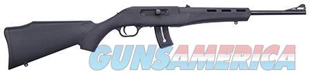 "Mossberg 37312 Blaze  Semi-Automatic 22 LR 16.50"" 10+1 Black Fixed Synthetic Stk Blued Steel  Guns > Rifles > Mossberg Rifles"