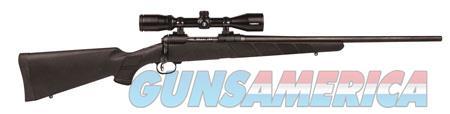 "Savage 22609 111 Hunter XP Bolt 6.5x284 Norma 22"" 4+1 Synthetic Black Stk Blued  Guns > Rifles > Savage Rifles > 11/111"