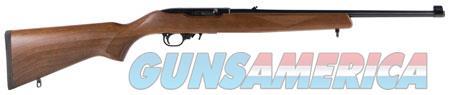 "Ruger 1102 10/22 Sporter 22 LR 18.5"" 10+1 American Walnut Stock Black  Guns > Rifles > Ruger Rifles > 10-22"